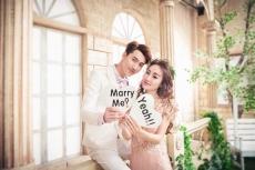 六安【金色米兰】私人订制高端婚纱摄影(最新作品)